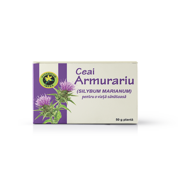 Ceai Armnurariu Vrac - Ceaiuri Medicinale - Hypericum Impex