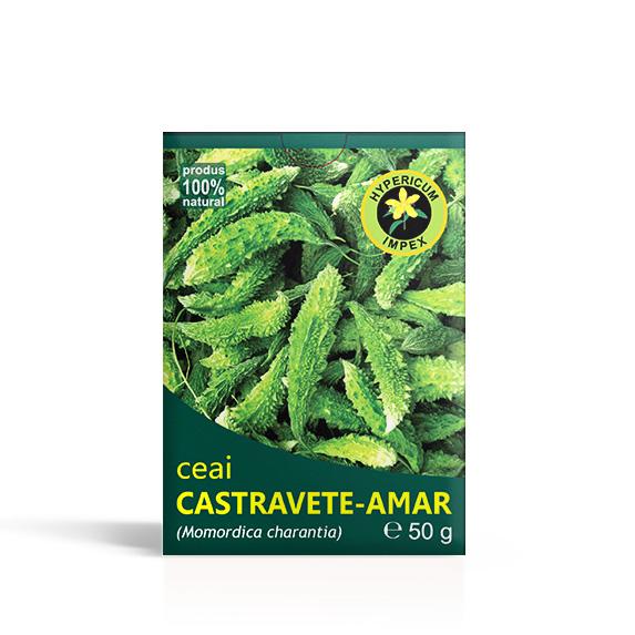 Ceai Castravete amar Momordica vrac - Ceaiuri din plante-Medicinale - Produs Hypericum Impex