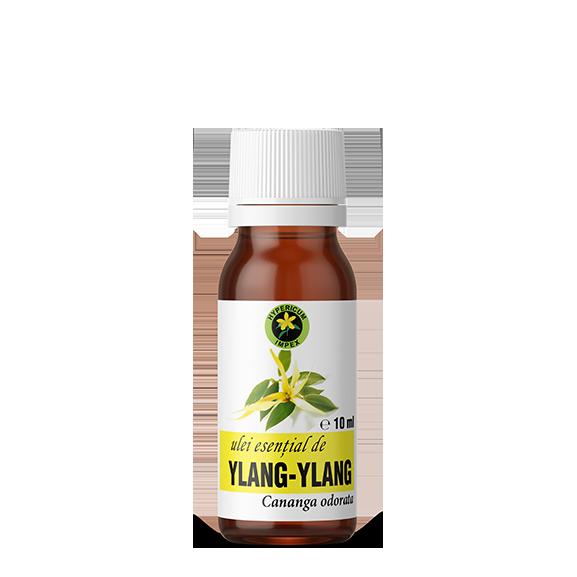 Ulei Esential Ylang Ylang 10 ml - Uleiuri Esentiale - Hypericum Impex