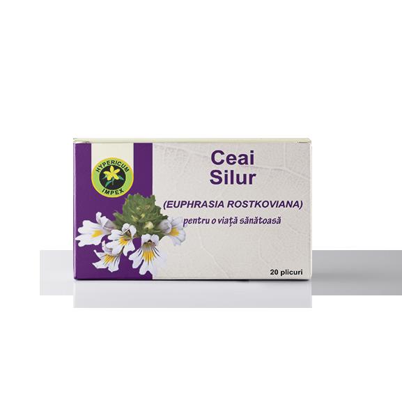 Ceai Silur Doze - Ceaiuri Medicinale - Hypericum Impex