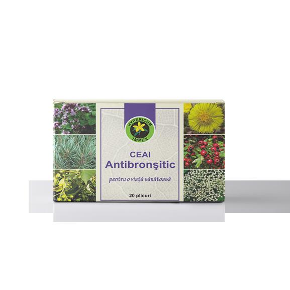 Ceai Antibronsitic doze - Hypericum Impex