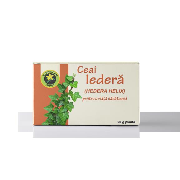 Ceai Iedera Vrac - Ceaiuri Medicinale - Hypericum Impex