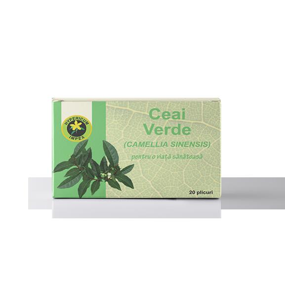 Ceai Verde doze - Hypericum Impex