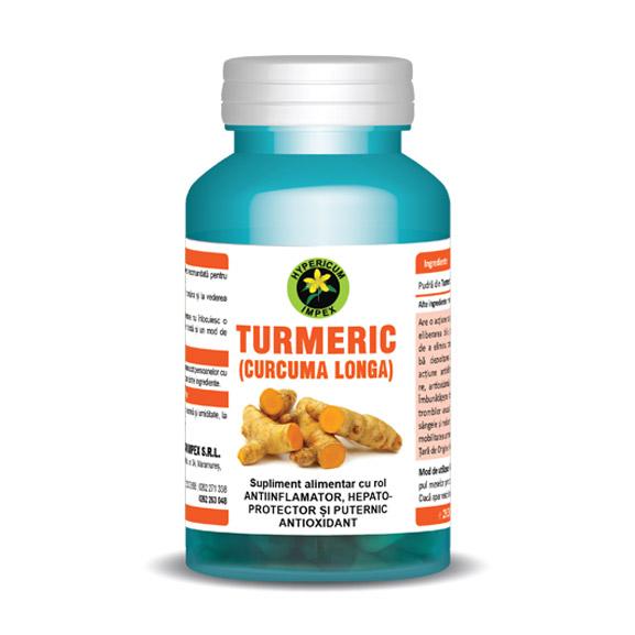 Capsule Turmeric - produs Hypericum Impex