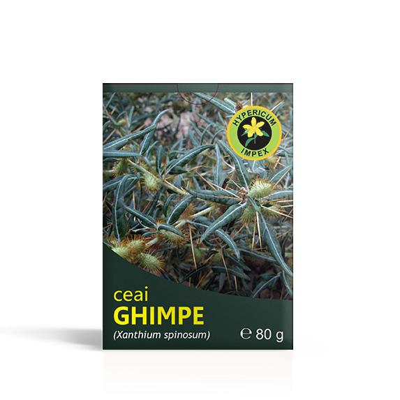 Ceai ghimpe vrac - Ceaiuri din plante Medicinale - Produs Hypericum Impex