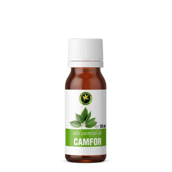 Ulei esential Camfor 10ml - Uleiuri Esentiale - Hypericum Impex