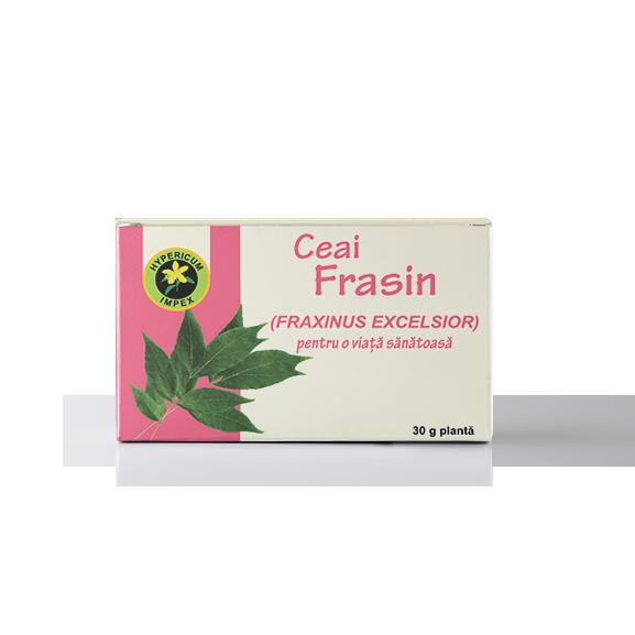 Ceai Frasin Vrac - Ceaiuri Medicinale - Hypericum Impex