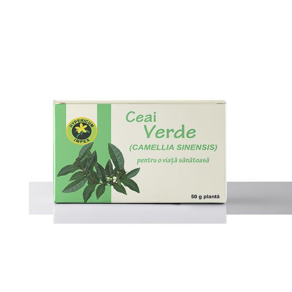 Ceai Verde vrac - Hypericum Impex