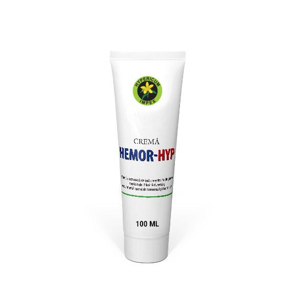 Crema Hemor-Hyp 100 ml - Cosmetice - Hypericum Impex