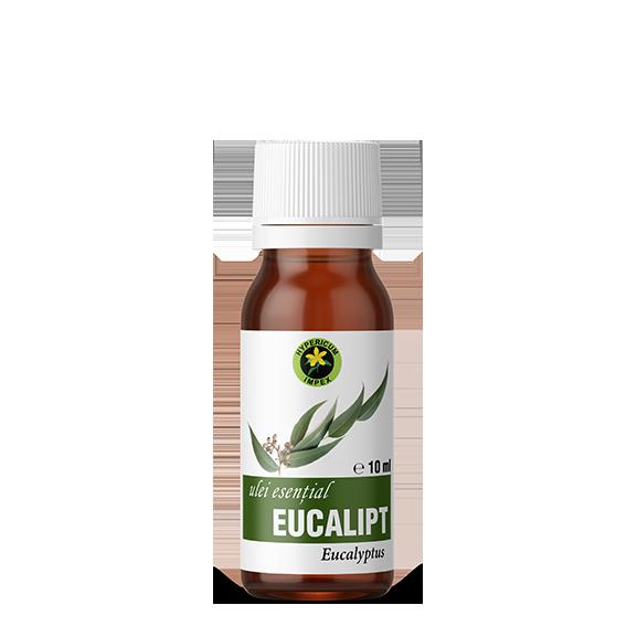 Ulei Esential - Eucalipt 10ml - Uleiuri Esentiale - Hypericum Impex