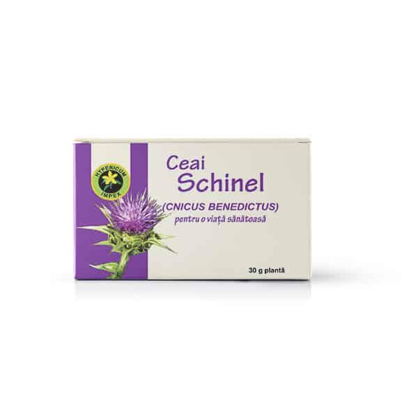 Ceai Schinel vrac - Ceaiuri din plante Medicinale - Produs Hypericum Impex