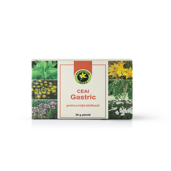 Ceai Medicinal Gastric - Vrac - Hypericum Impex