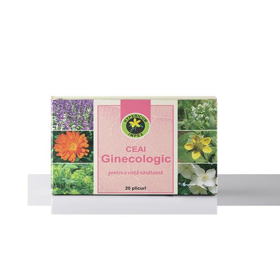 Ceai Medicinal Ginecologic - Doze - Hypericum Impex