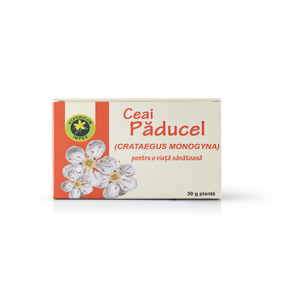 Ceai Paducel Vrac - Ceaiuri Medicinale - Hypericum Impex