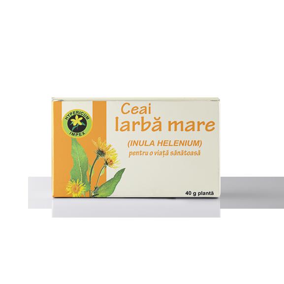 Ceai Iarba Mare Vrac - Ceaiuri Medicinale - Hypericum Impex