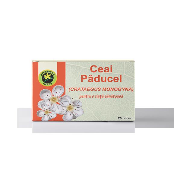 Ceai Paducel Doze - Ceaiuri Medicinale - Hypericum Impex
