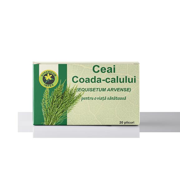 Ceai Coada Calului Doze - Ceaiuri Medicinale - Hypericum Impex