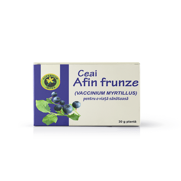 Ceai Afin Frunze - Hypericum Impex