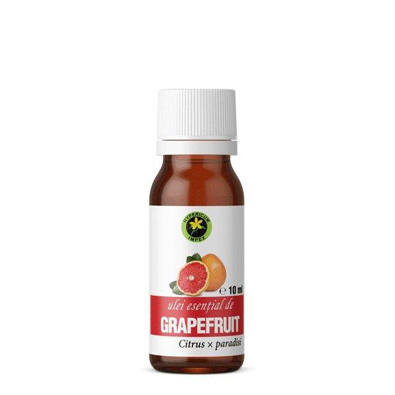 Ulei esential Grapefruit 10ml - Uleiuri Esentiale - Hypericum Impex