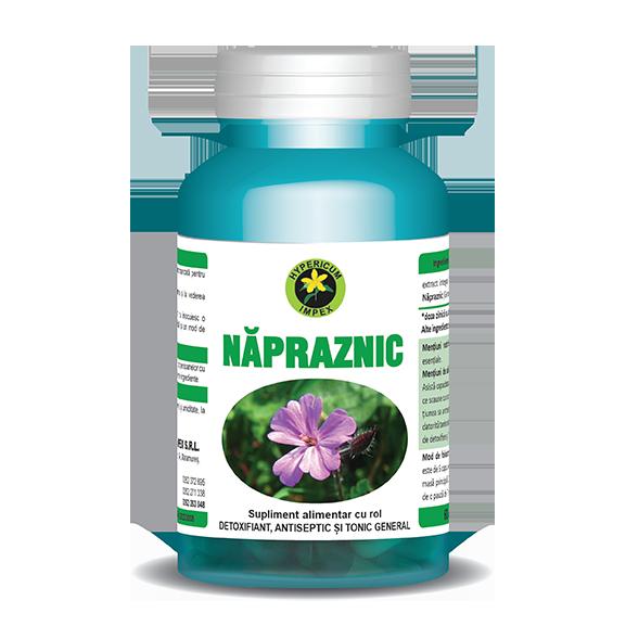 Capsule Napraznic - Vitamine si Suplimente - Produs Hypericum Impex