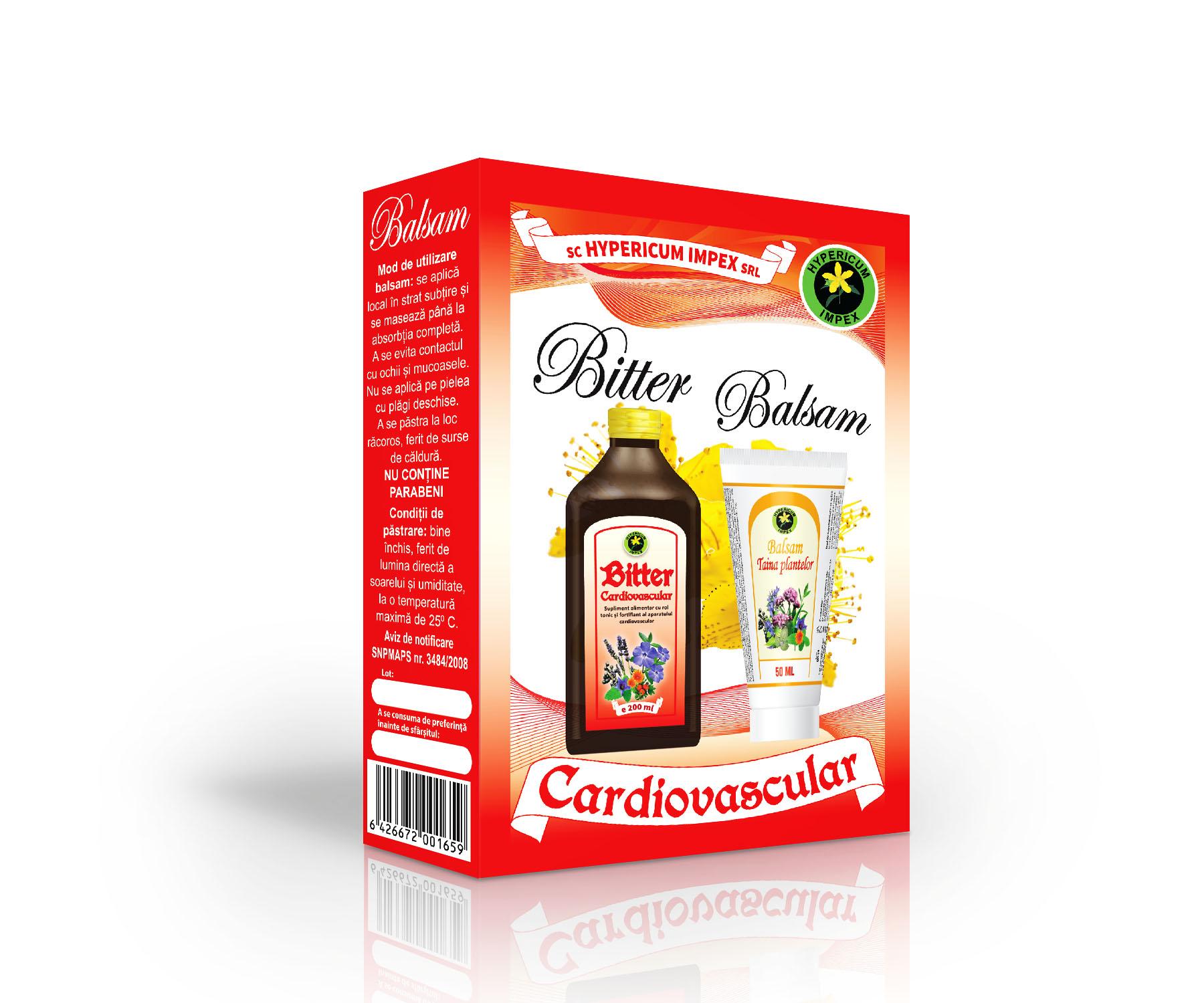Bitter + Balsam Cardiovascular