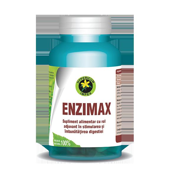 Capsule Enzimax