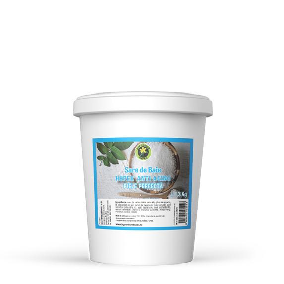Sare de Baie Hyper Anti-Aging - Cosmetice - Produs Hypericum Impex