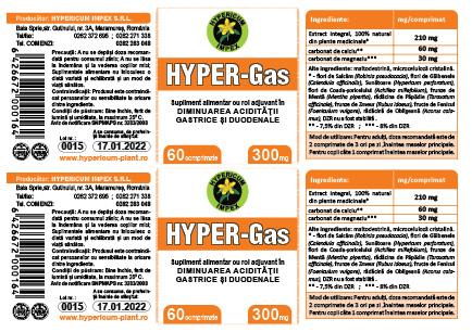 Comprimate Hyper-gas