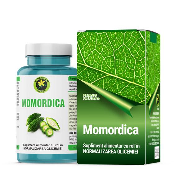 Capsule Momordica - Vitamine si Suplimente Naturale - Produs Hypericum Impex