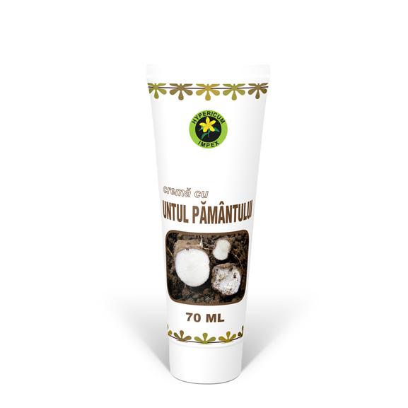 Crema cu Untul Pamantului 70 ml - Cosmetice - Creme Hypericum Impex