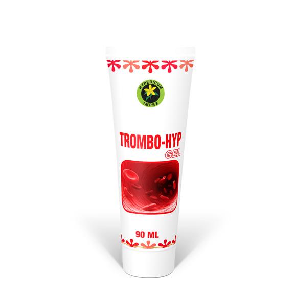 Gel Trombo HYP 90 ml - Cosmetice - Creme Hypericum Impex