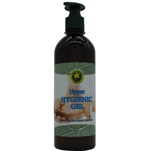 Hyper Hygienic Gel 500 ml