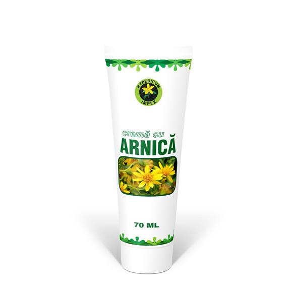 Crema cu Arnica 70 ml - Cosmetice - Creme Hypericum Impex