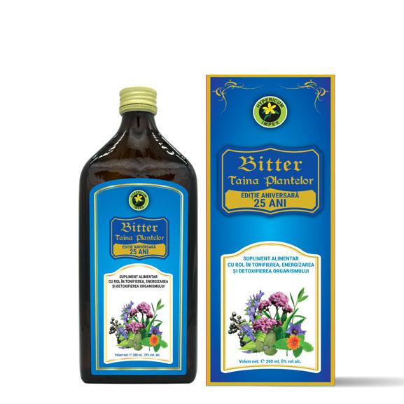 Taina Plantelor fara alcool 200ml - Hypericum Impex